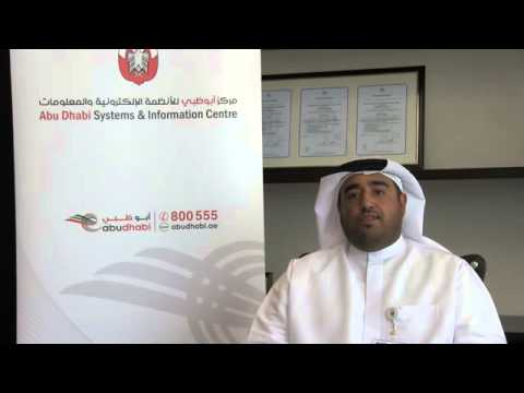 Executive Focus  Rashed Lahej Al Mansoori, Director General, Abu Dhabi Systems  Information Centre