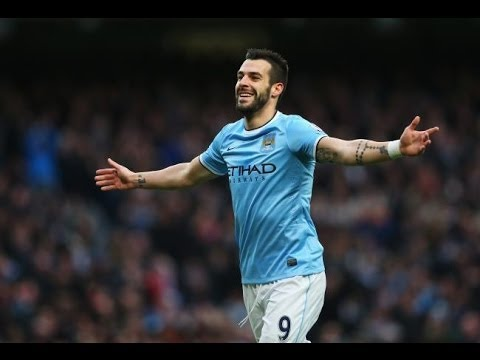 Álvaro Negredo - Wonderful Technique (HD) 720p