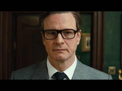 Kingsman: The Secret Service Trailer Official - Colin Firth