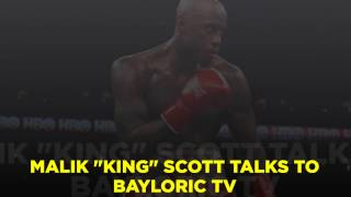 EXCLUSIVE: Malik Scott Vs Deontay Wilder Post Fight Interview