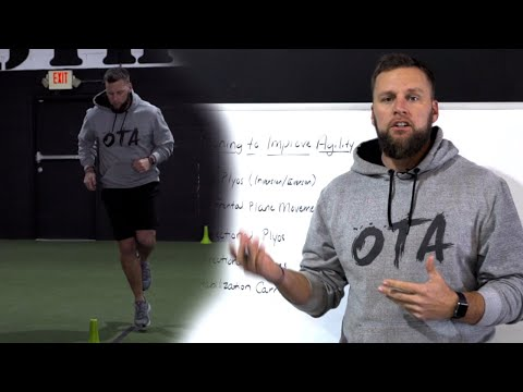 5 Keys In Training to Improve Agility