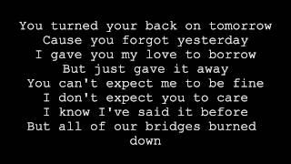 Maroon 5 Feat. Wiz Khalifa - Payphone (Lyrics) view on youtube.com tube online.