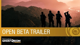 Tom Clancy's Ghost Recon Wildlands - Nyílt Béta Trailer