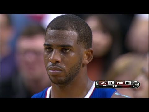 Chris Paul Full Highlights at Trail Blazers (2013.12.26) - 34 Pts, 16 Assists