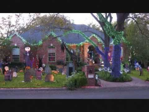 nightmare before christmas halloween decorations amazing nightmare ...