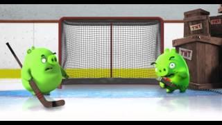Angry Birds - hokej