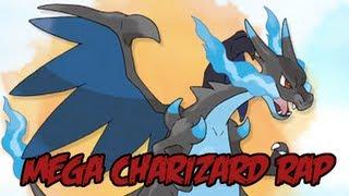 Pokemon Rap Mega Charizard X Rap