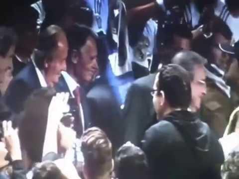Il Real Madrid vince la UEFA Champions League 2013/2014: La premiazione