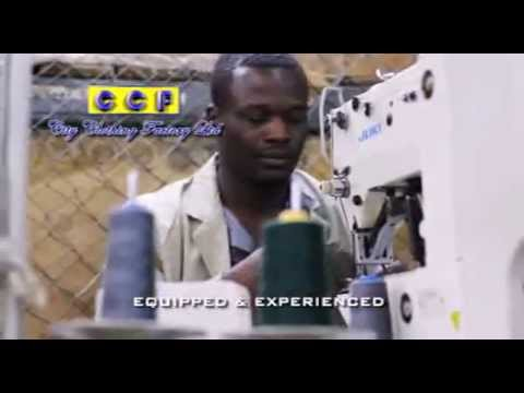 City Clothing Factory tv advert