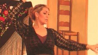 Aprende a bailar Sevillanas. Parte 13
