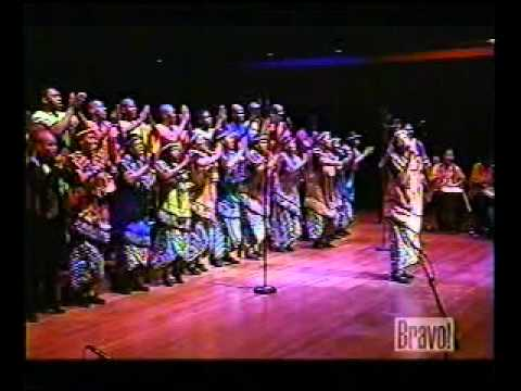 Soweto Gospel Choir Blessed in Concert: Seteng Sediba