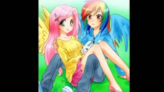 My Little Pony Human-Love You Like A Love Song