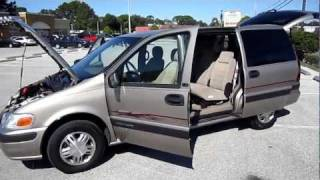 SOLD 2000 Chevrolet Venture LS WB 76K Miles Meticulous Motors Inc Florida LOOK