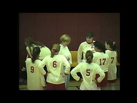 NCCS - Saranac Volleyball 12-21-96