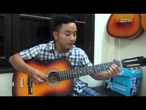 Cây đàn guitar đặc biệt nhất - âm thanh lạ