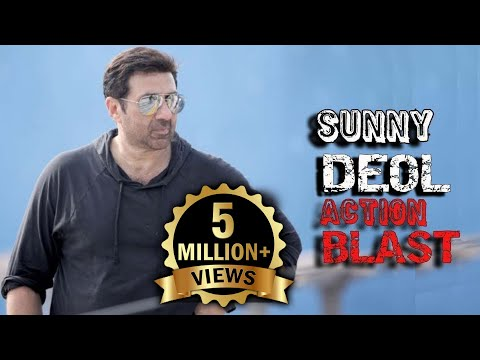 Sunny Deol Best Action Fight Scene Compilation - Arjun Panit Movie