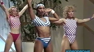 THE SOLID GOLD DANCERS Five Day Workout (Day 2)