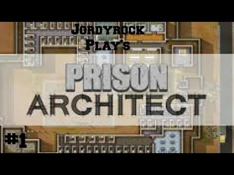 Prison Architect #1 'Prision Of Idiots'