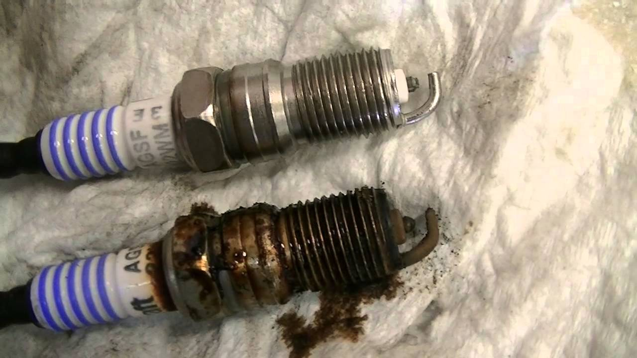 Replacing #5 Coil Pack and Spark Plug in my 2003 F-150 - YouTube