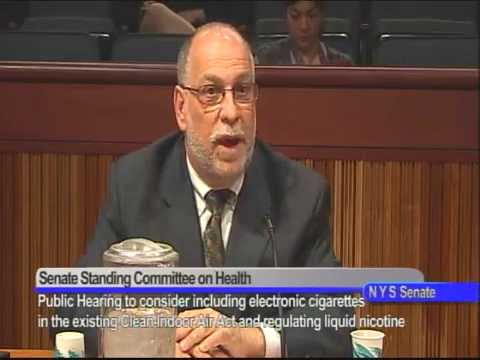 New York State Senate Public Hearing on Health - 05/12/14