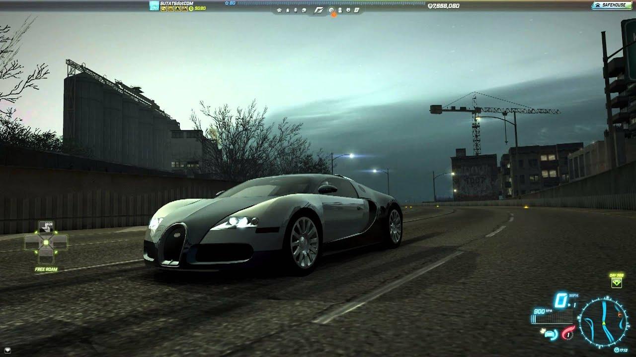 need for speed world bugatti veyron achievement edition legendary driver 2. Black Bedroom Furniture Sets. Home Design Ideas