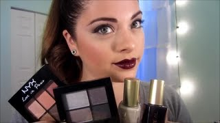stephbusta – Fall Drugstore Makeup Haul