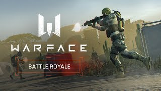 Warface - Battle Royale Trailer