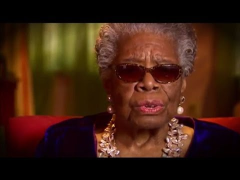 Poet Maya Angelou's Tribute to Nelson Mandela: We Lift Our Tearful Voices to Say 'Thank You'