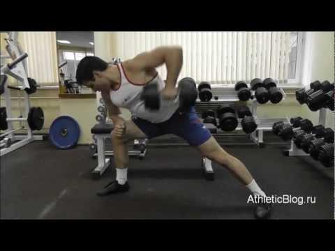 накачать мышцы рук дома