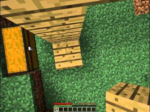 Как сделать ферму куриц minecraft