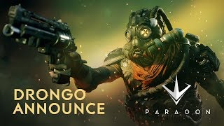 Paragon - Drongo Bejelentés Trailer