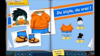 Club Penguin : Pinz Et Catalogue De Mode Juin 2013