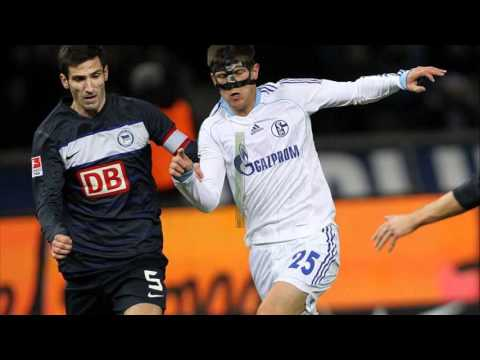 Hertha BSC Berlin 0 - 2 Schalke 04