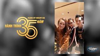 Nhật Ký PARIS BY NIGHT 126 - Livestream Vlog Part 2