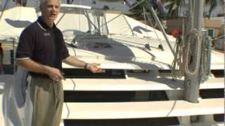 The Moorings Beautiful 4600 Catamaran