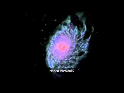 2 dakikada bir Galaksinin Oluşumu