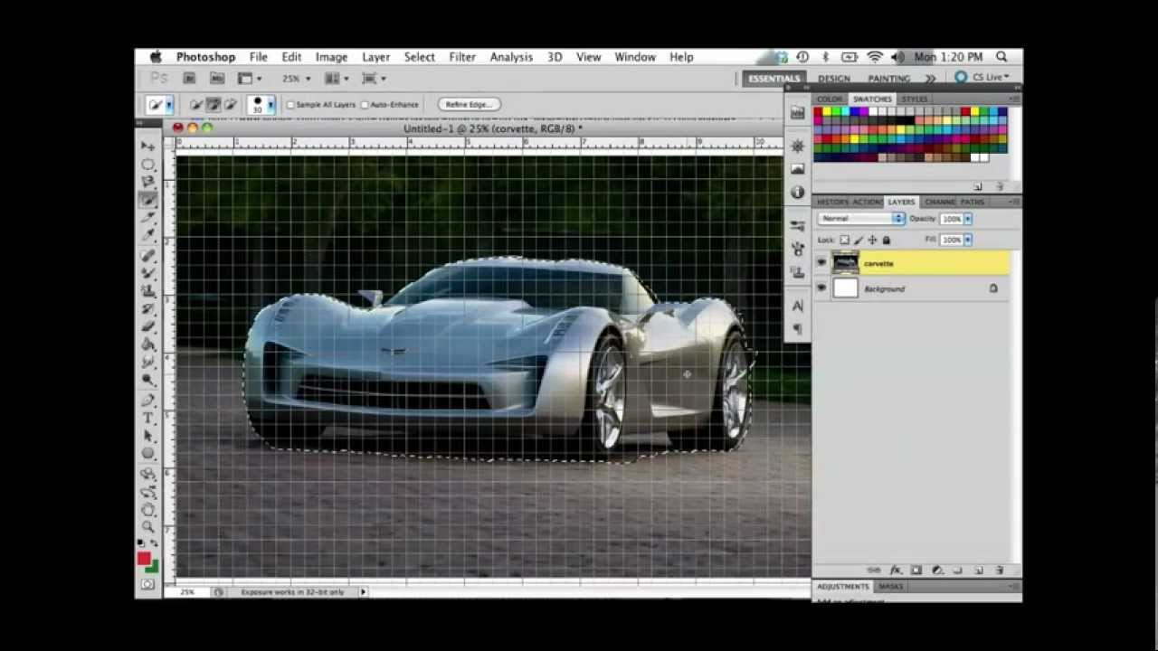 How to Rasterize a Layer in Photoshop - Appuals.com