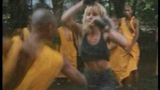 Woman Vs Monks Mixed Fight
