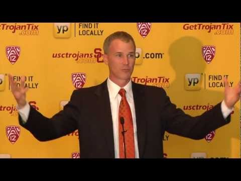 USC Mens Basketball - Andy Enfield Opening Remarks