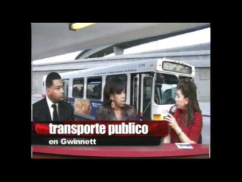 Interview With Maritza Alfaro at Vida TV Atlanta - Gwinnett County Public Transportation
