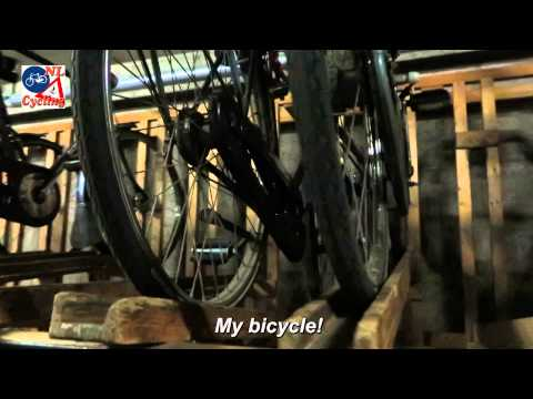 Commuting to work: bike - train combination