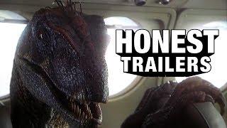 Honest Trailers - Jurassic Park 3