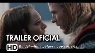 Thor: O Mundo Sombrio Trailer Oficial #2 Legendado