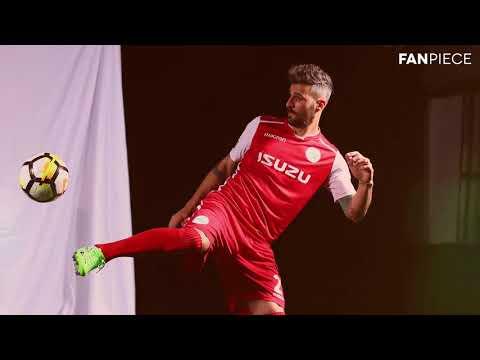 香港足球明星選舉拍攝花絮