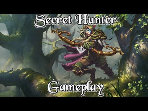 [Top 10 Legend] Gameplay: Seven's Aggro Secret Hunter Kobolds And Catacombs (Hearthstone Guide)