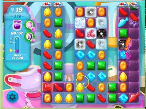Candy Crush Soda Saga level 359