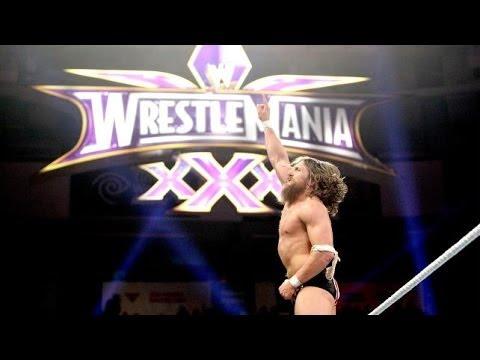WWE RAW 2/24/14 - Daniel Bryan Vs. Triple H En Wrestlemania 30?