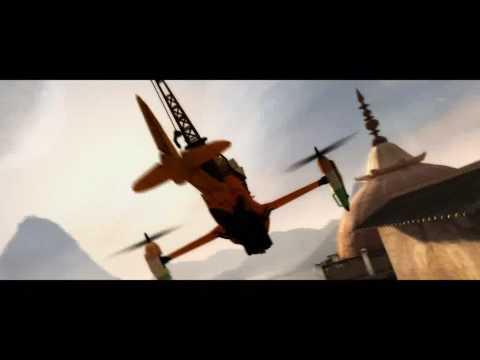 Взрывное видео: геймплей Beyond Good and Evil 2