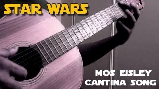 STAR WARS - Cantina Band Song (Fingerstyle Guitar)