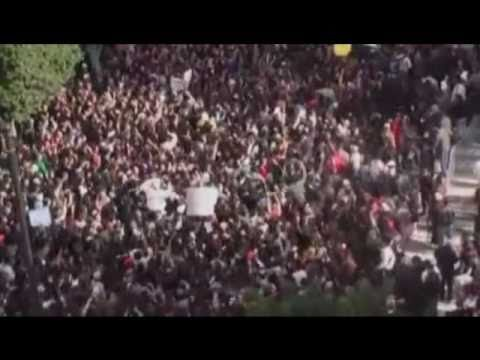 World Revolution 2011 - The Arabian Spring!